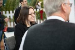 January 9, 2019: Senator Lindsey Williams attends the 2019 Pennsylvania Farm Show in Harrisburg, PA.