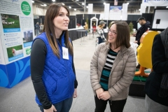 Senator Lindsey M. Williams and staff attend the 2020 Pennsylvania Farm Show.