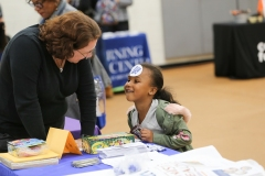 October 17, 2019, Senator Lindsey Williams hosts a Community Baby Shower. This event provided resources for expecting parents, new parents, grandparents, foster parents, and guardians.