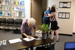 May 23, 2019 − Senator Lindsey M. Williams hosts her District Office Grand Opening  at 5000 McKnight Road, Suite 405, Pittsburgh, Pennsylvania 15237. Representatives from Port Authority and the Allegheny County Veterans Services were on hand to answer questions and discuss programs with residents.