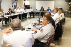 October 6, 2019: Senator Williams hosts EMS Legislative Roundtable.