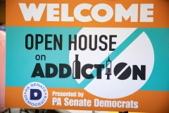 September 27 2019: Senator Lindsey Williams (D-Allegheny) hosts Opioid Addiction Open House.