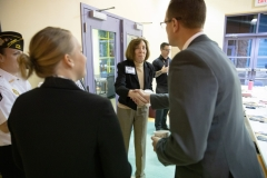 May 30, 2019: Senator Lindsey Williams hosts Pets for Vets Roundtable in Pittsburgh. The program pairs shelter animals with veterans -- both of which often have seen and unseen scars. The veteran saves the animal and welcomes them into a loving home. Pets for Vets is an incredible program that benefits both brave veterans and our furry friends.