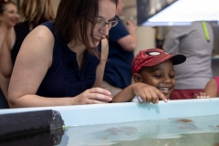 May 31, 2019: Senator Lindsey Williams visits the Pittsburgh Zoo and Aquarium.