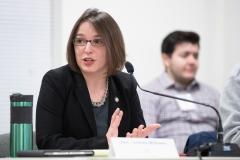 March 8, 2019: Senator Lindsey Williams hosts Veterans Roundtable.