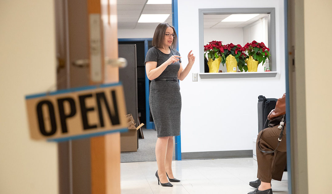 Senator-Elect Lindsey Williams' Office Now Open for Constituent Services