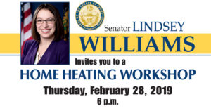 Home Heating Workshop - February 28, 2019