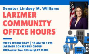 Larimer Community Office Hours