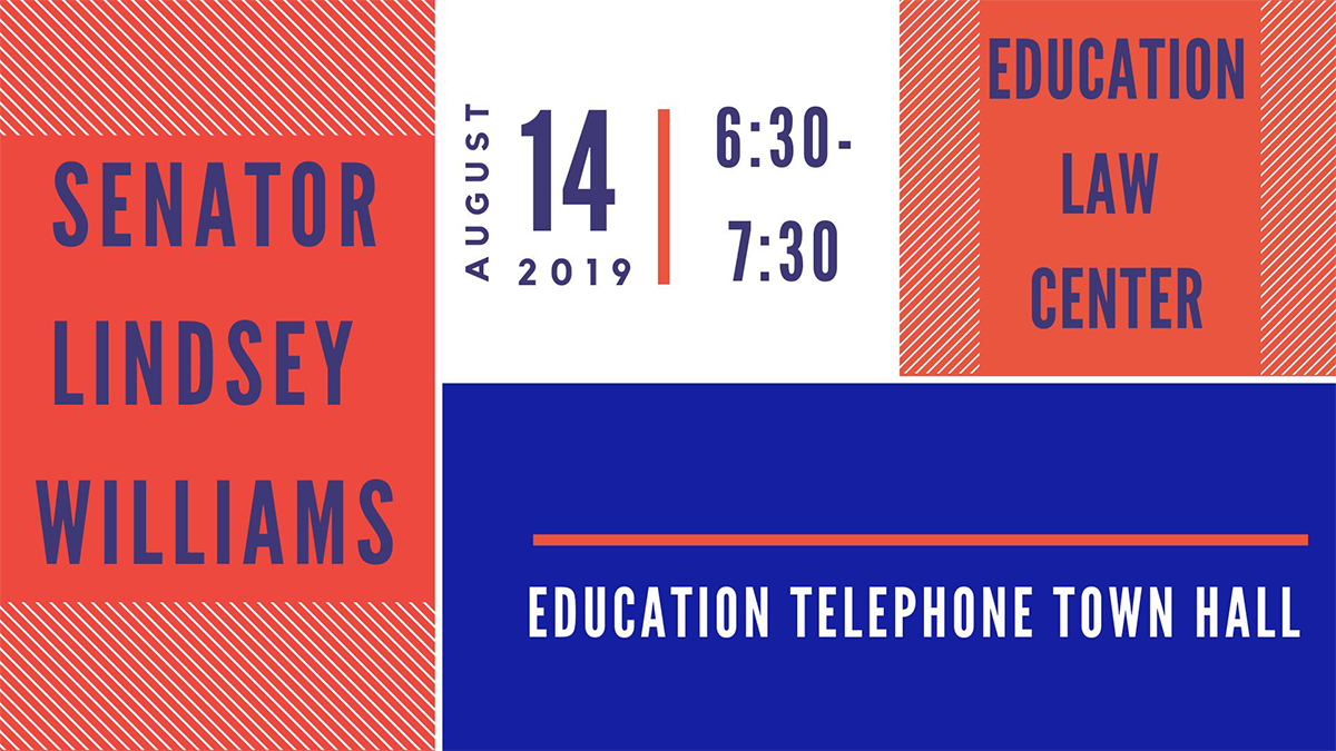 Education Town Hall - August 14, 2019