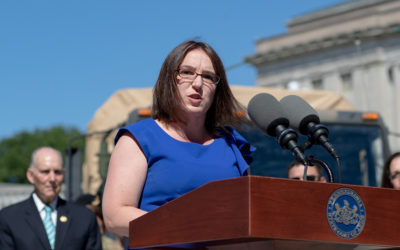 Senator Lindsey M. Williams Releases Statement on Domestic Terror Attack on Washington, D.C.