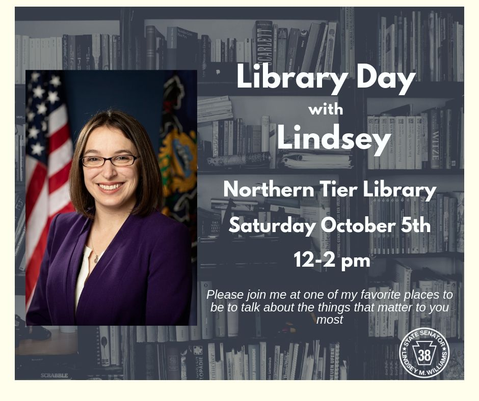 Library Day with Lindsey - October 5, 2019