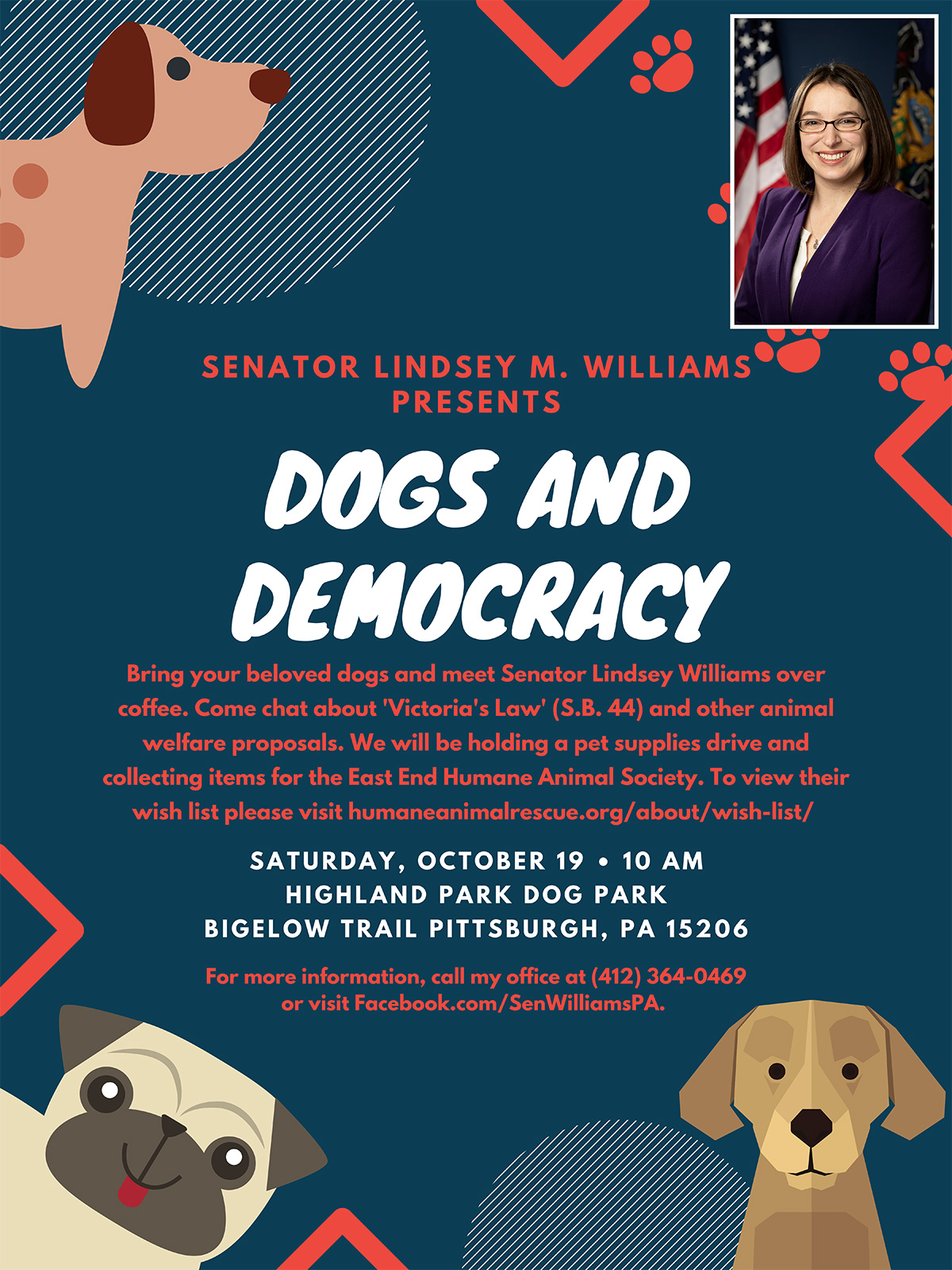 Dogs & Democracy