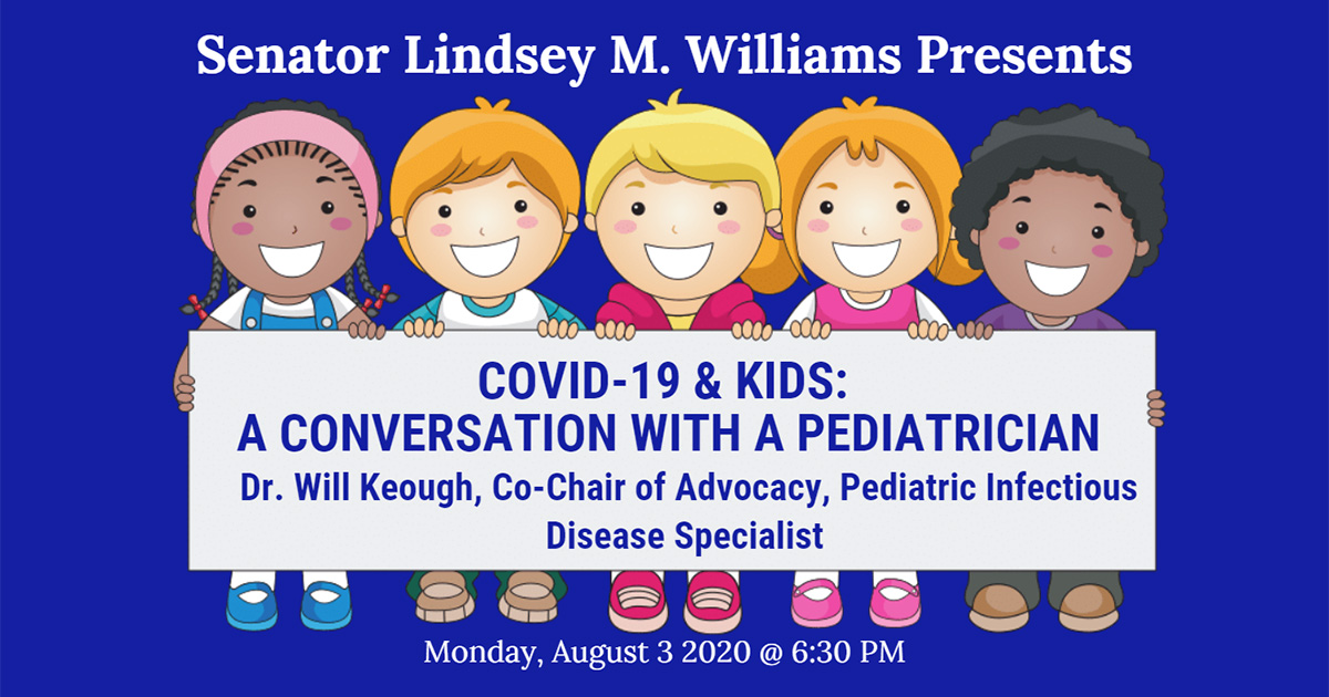 Covid-19 & Kids - A Conversation with a Pediatrician