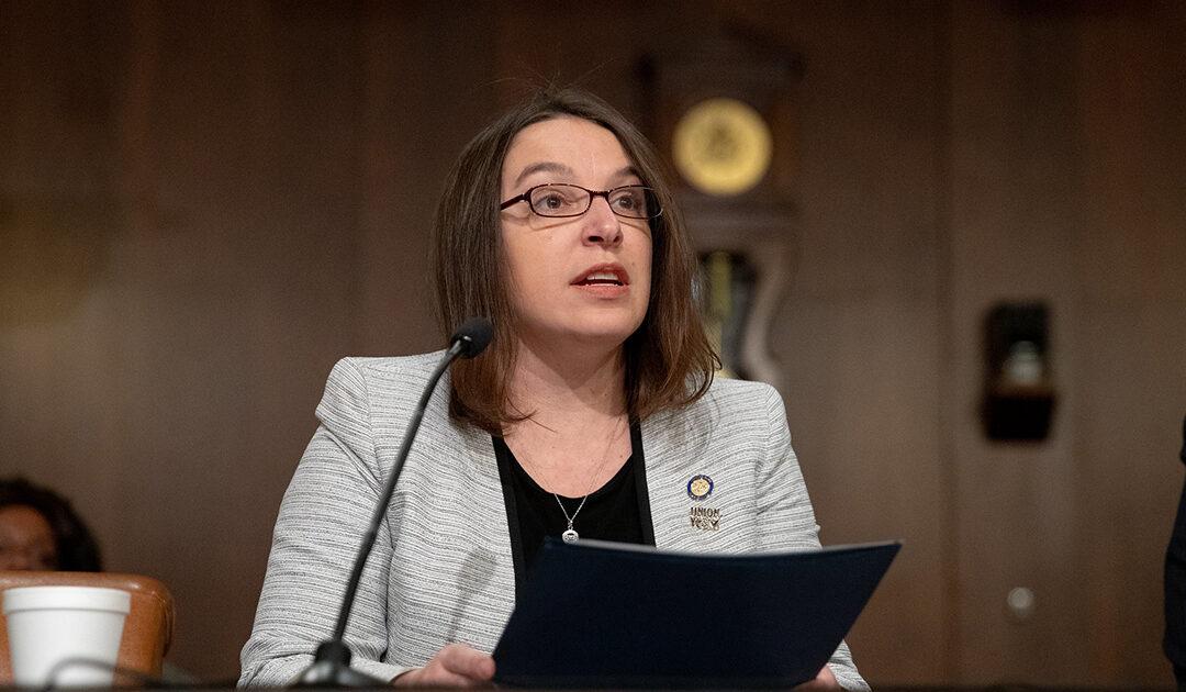 Senator Lindsey Williams