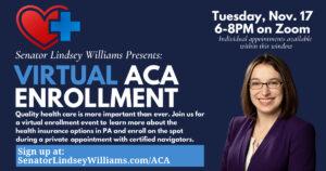 Virtual ACA Event