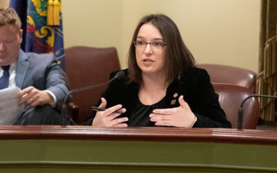 Senators Muth, Lindsey Williams Introduce Senate Rules Reforms to Ensure Transparency, Advance Policy