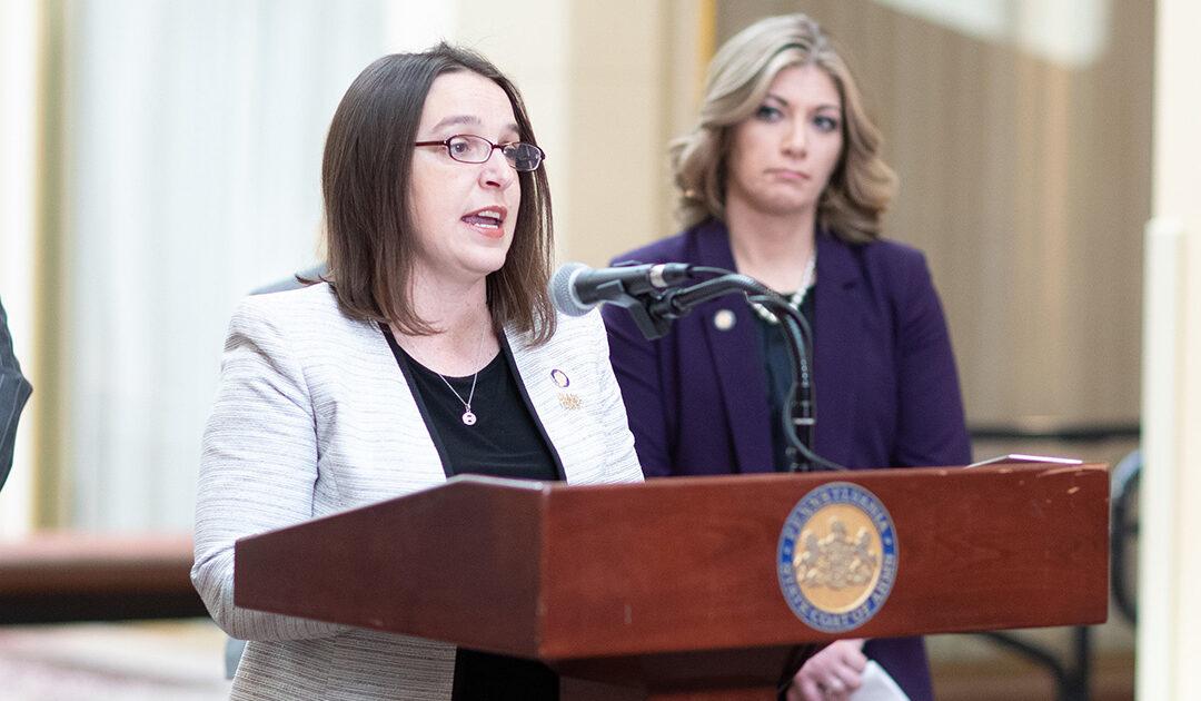 Senator Lindsey Williams & Senator Muth