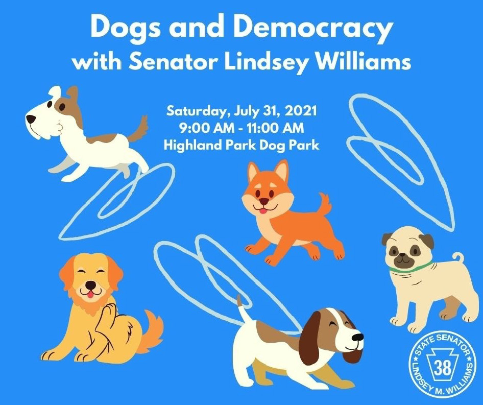 Dogs and Democracy with Senator Williams
