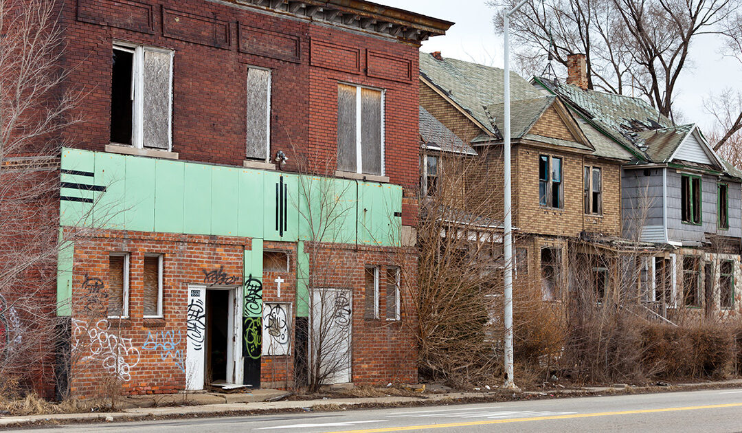 blighted property